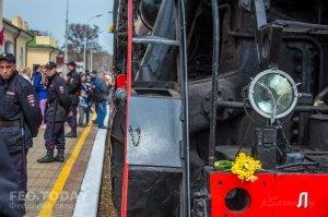 «Поезд Победы — 2018» в Феодосии #8198