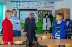 Открытие автомотошколы в Феодосии #8024