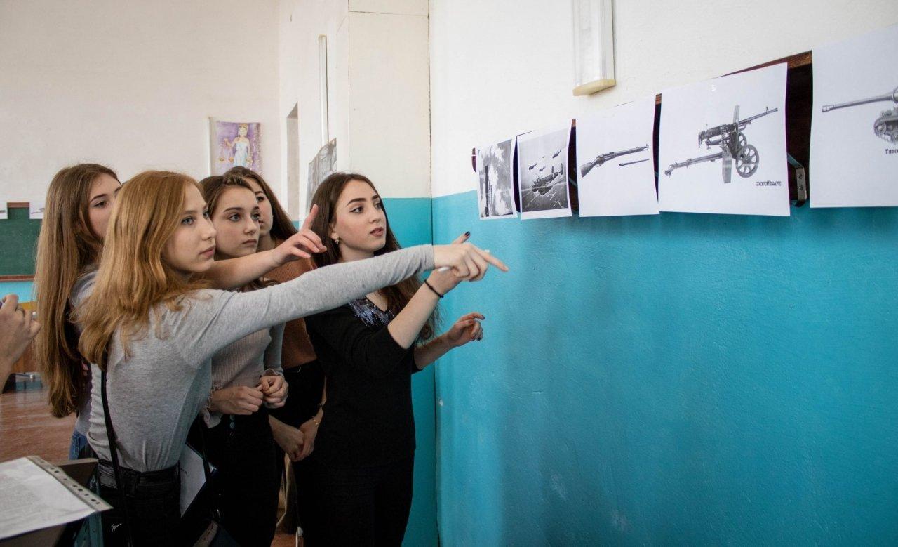 Квест «Сталинградская битва», Волонтеры Победы #6909