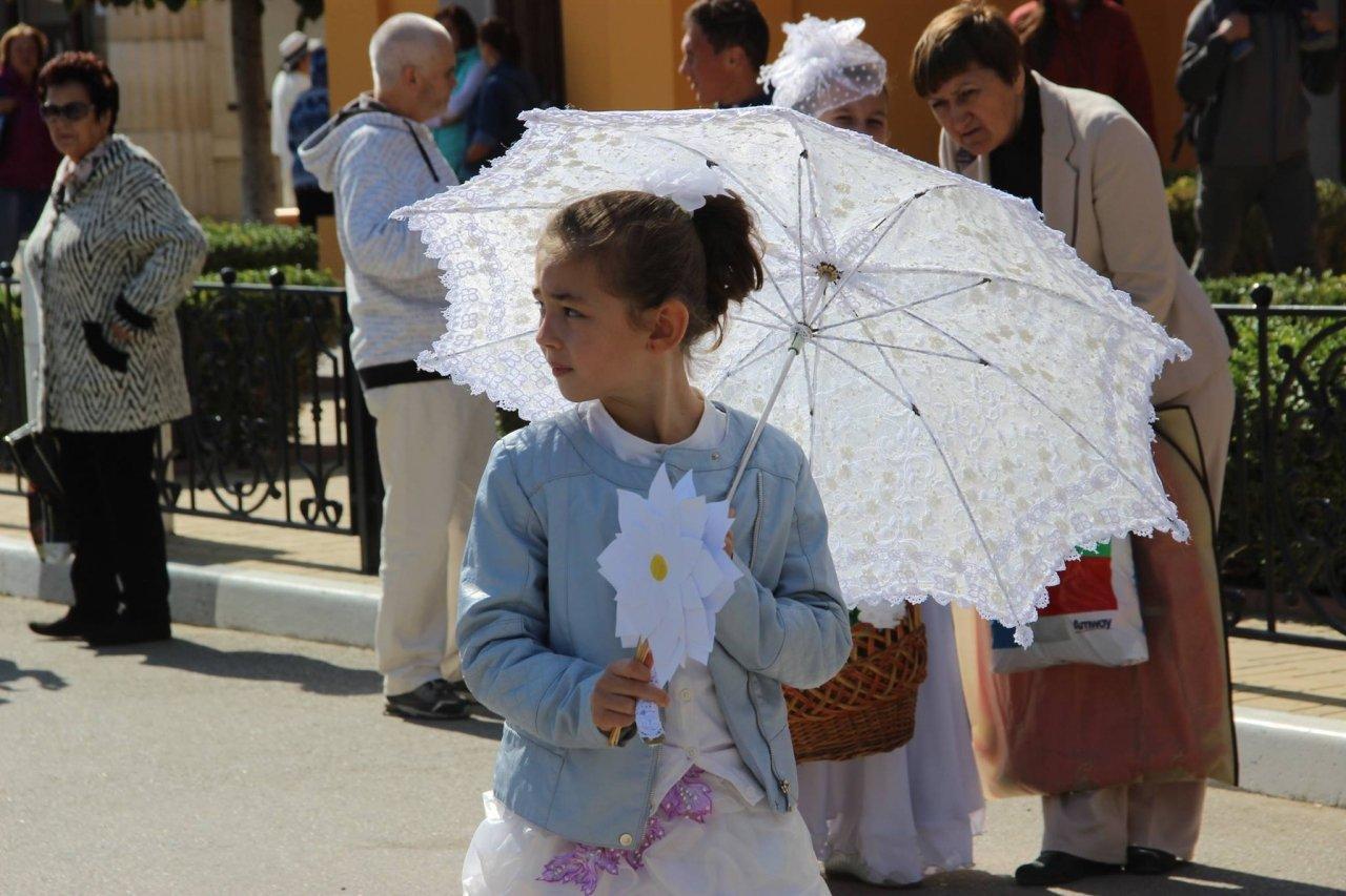 Фото акции БЕЛЫЙ ЦВЕТОК в Феодосии #4678