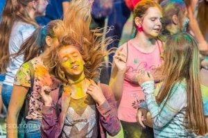 Фестиваль красок в Феодосии, май 2018 #11250