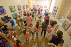 Фото выставки «Ангелы, к которым можно прикоснуться» в Феодосии #3862