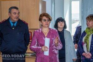 Открытие автомотошколы в Феодосии #8033