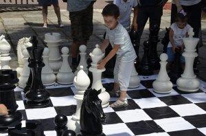 Фото шахматного фестиваля в Феодосии #143