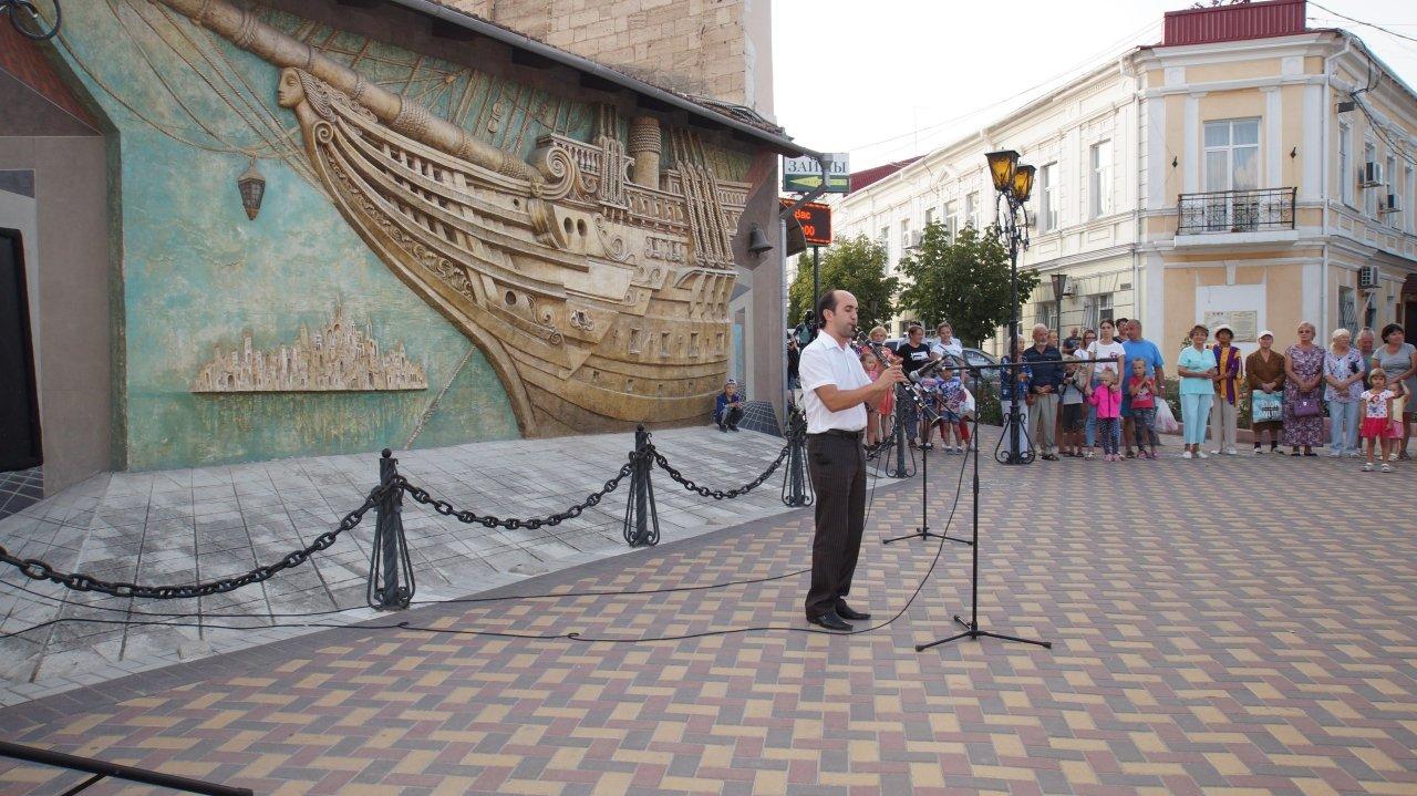 Фото фестиваля «Встречи в Зурбагане» в Феодосии #2928
