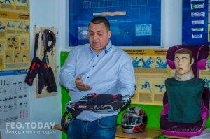 Открытие автомотошколы в Феодосии #8027