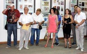 Фото выставки «Художники & банкноты» в Феодосии #731