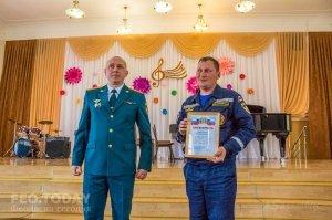 Награждение Феодосийских спасателей #8860