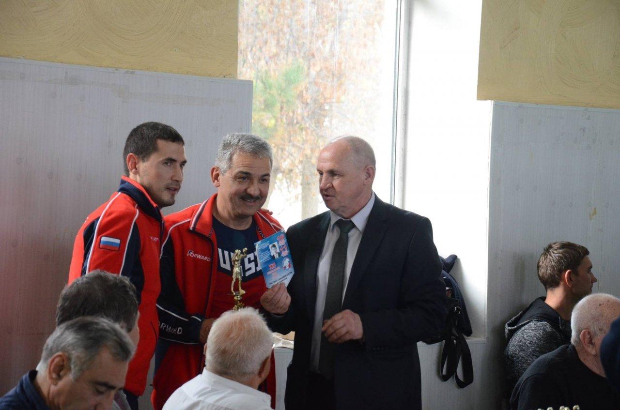 Фото XXI Республиканского турнира по боксу памяти Ефимова В.Ф в Феодосии #5691