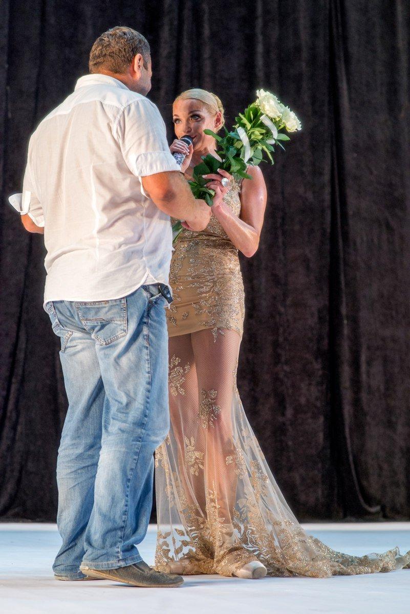 Фото концерта Анастасии Волочковой в Феодосии #592