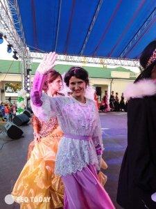 Фото акции БЕЛЫЙ ЦВЕТОК в Феодосии #4926