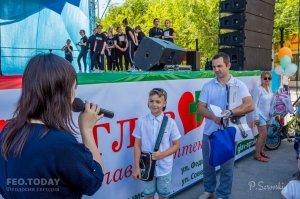 День защиты детей в Феодосии #11947