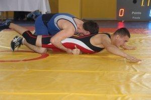Открытый турнир по греко-римской борьбе в Феодосии #6843