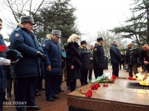 Феодосия. Празднование 23 февраля #7374