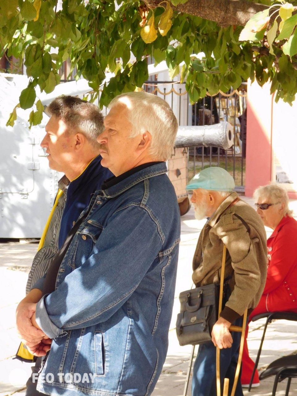 Фото 15 цветаевского костра в Феодосии #5224