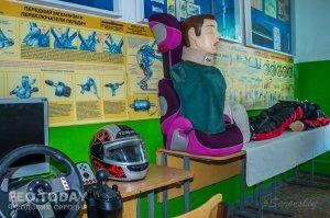 Открытие автомотошколы в Феодосии #8020
