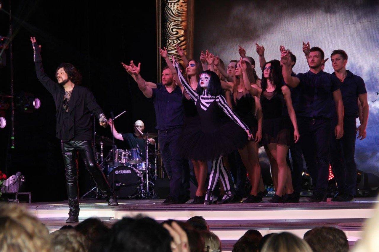 Фото концерта «Я Филипп Киркоров» в Феодосии #422