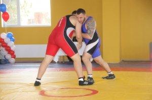 Открытый турнир по греко-римской борьбе в Феодосии #6847