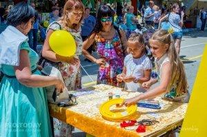 День защиты детей в Феодосии #11957