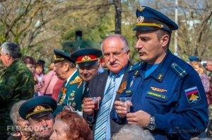 Митинг в День освобождения Феодосии от фашистских захватчиков #8341
