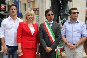 Фото итальянской делегации в Феодосии #212