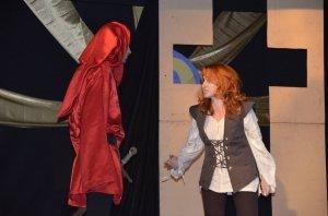 Фото юбилейного представления Феодосийского театра драмы и музкомедии #5776
