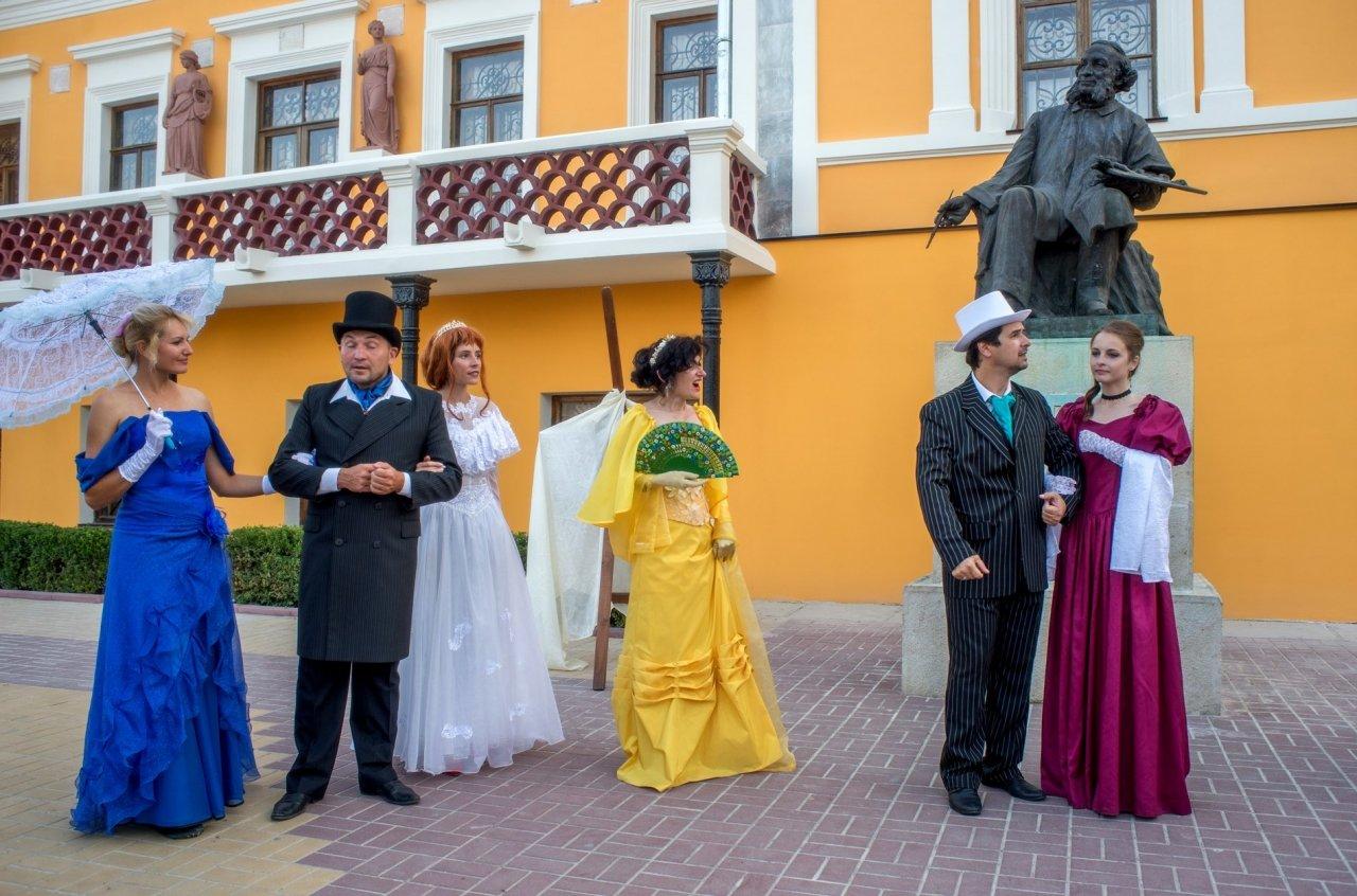 Фото прибытия Айвазовского в Феодосию #969