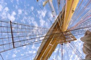 Фото парусного судна «Херсонес» в Феодосии #1185