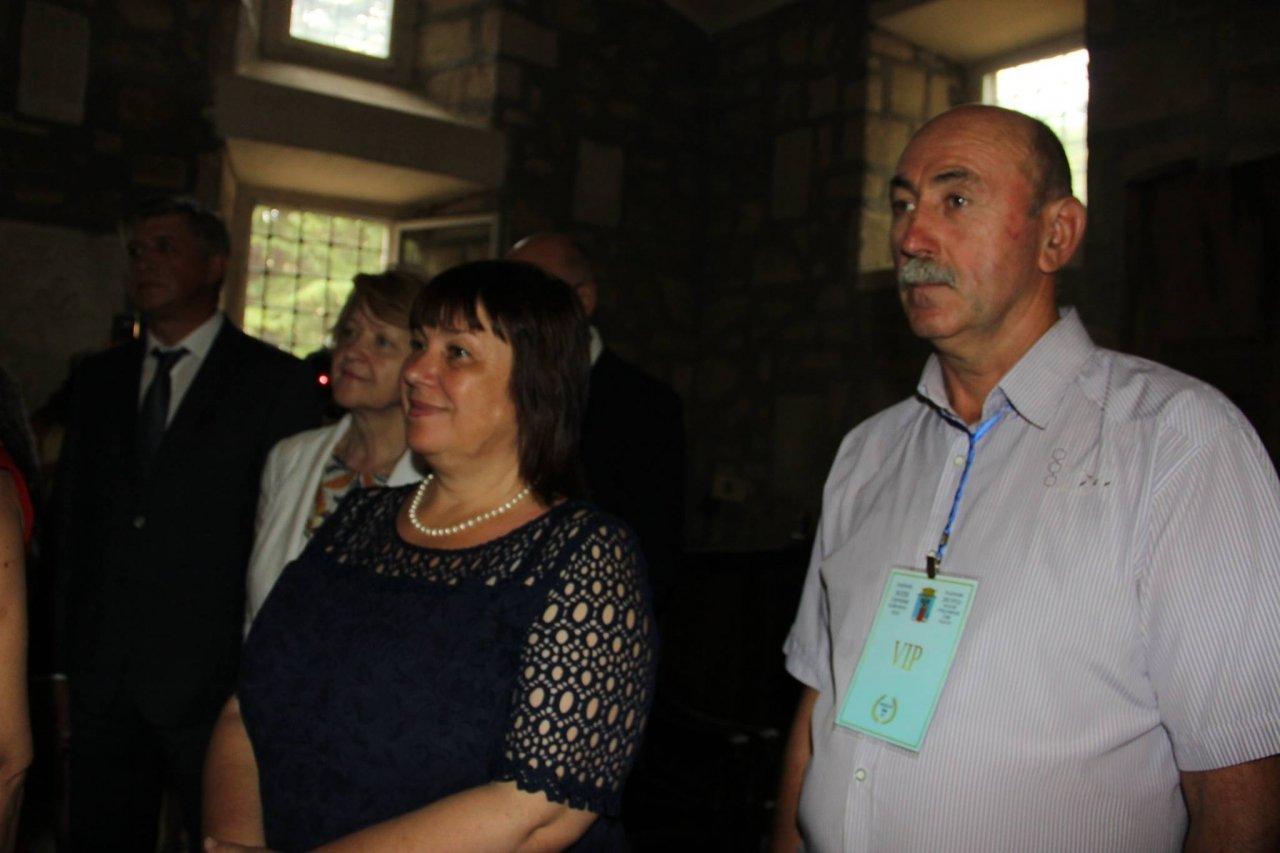 Фото почетных гостей на День города и юбилей Айвазовского в Феодосии #1100