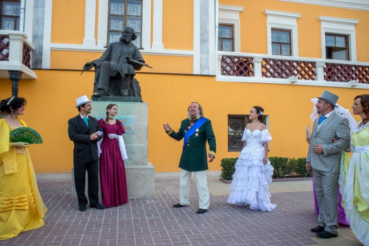 Фото прибытия Айвазовского в Феодосию #1005