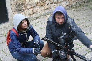 Фото со съемок фильма об Айвазовском в Феодосии #918