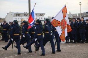 Присяга 171 отдельного десантно-штурмового батальона, Феодосия #6792