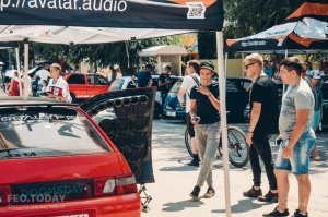 Чемпионат по автозвуку, Феодосия #12302
