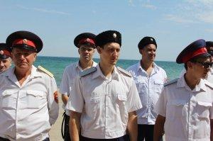 Фото митинга в честь 90-летия ДОСААФ России #2705