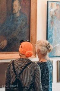 Выставка «Шелковый путь», А.Марьяхин #12326