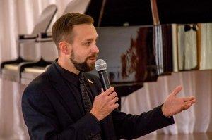 Фото празднования юбилея директора первой музыкальной школы Феодосии #5849