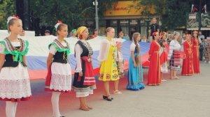 День Государственного флага в Феодосии #13922