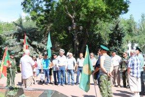 День пограничника в Феодосии #14891