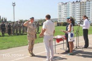 День ВДВ в Феодосии #13823