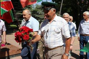 День пограничника в Феодосии #14898