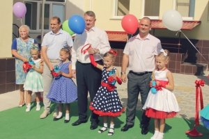 Открытие детского сада в Феодосии #13981