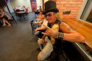 Группа GREEN в гранд-кафе «Деникин» #13873