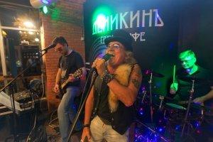 Группа GREEN в гранд-кафе «Деникин» #13880