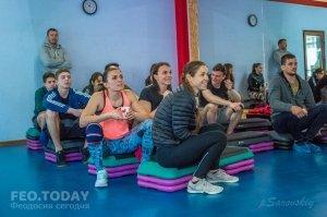 Заруба в Феодосии, турнир по CrossFit #8640