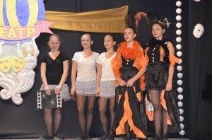 Фото юбилейного представления Феодосийского театра драмы и музкомедии #5785