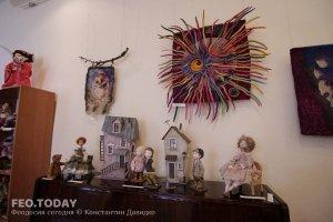Выставка кукол. Музей Грина #7550