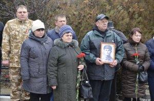 Фото траурной церемонии захоронения останков 35 бойцов Крымского фронта #6170