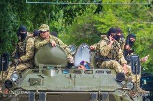 День пограничника в Феодосии #11698