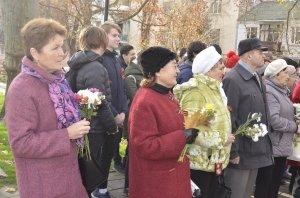 Фото митинга в честь Дня Героев Отечества в Феодосии #6231