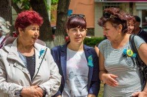 В Феодосии почтили память жертв депортации крымских татар #10884